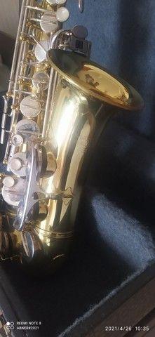 Saxofone Alto Master - Foto 4