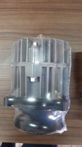 Pistão do freio motor volvo fh euro 3 - Foto 2