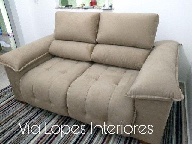 Mesa quadrada com oito cadeiras X aqui na Via Lopes Wpp * - Foto 5