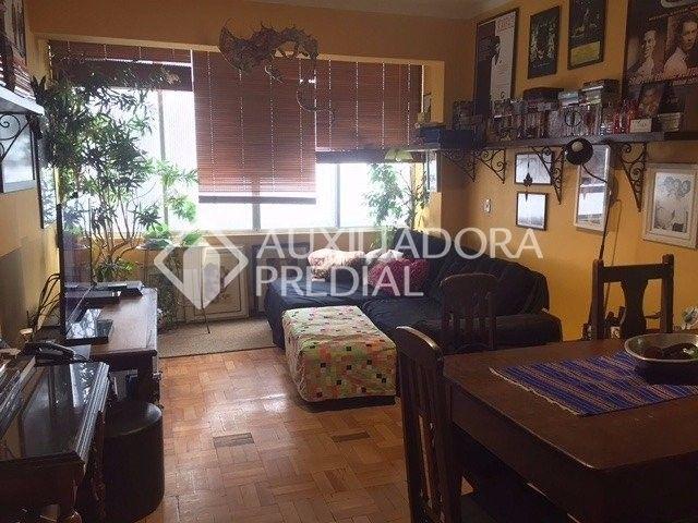 Apartamento à venda com 3 dormitórios em Cidade baixa, Porto alegre cod:242481