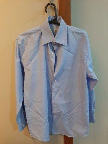 Camisas de excelente qualidade e ótimo estado. - Foto 2
