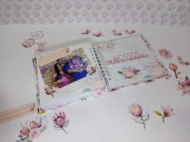 Álbum de recordações Dia das Mães - Foto 2