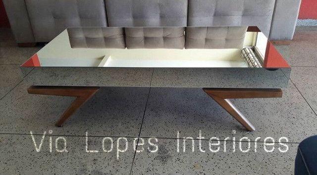 Mesa de 2.10 com oito cadeiras aqui na Via Lopes wpp 62 9  * - Foto 5