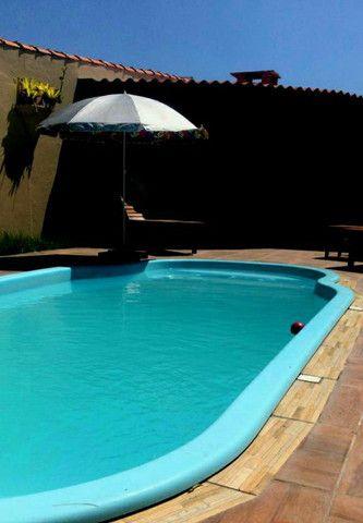 Casa diferenciada com piscina 4d centro pinhal - Foto 2
