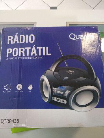 Rádio novo