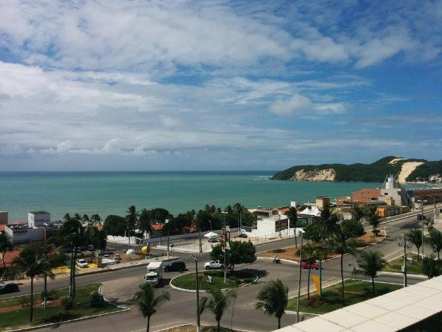 Porto Viejo Ponta Negra Frente Mar Andar Alto