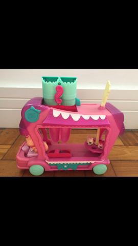 Carro Doces Littlest Pet Shop