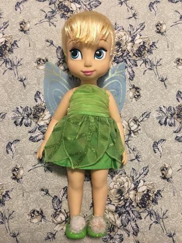 Boneca Tinker Bell ORIGINAL - Coleção Disney Animators