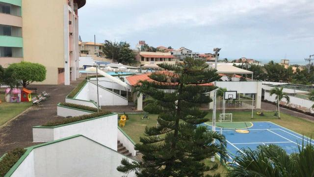 Flat Temporada Porto das Dunas - ap2 - Foto 10