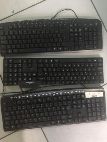 3 teclados