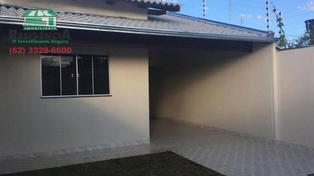 Casa à venda, Parque São Conrado, Anápolis. COD: CA0585