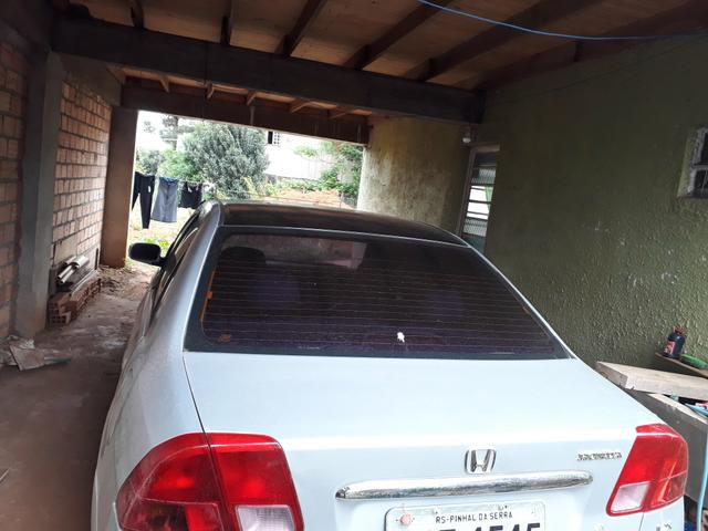 Honda Civic LX 1.7 4p. Mn