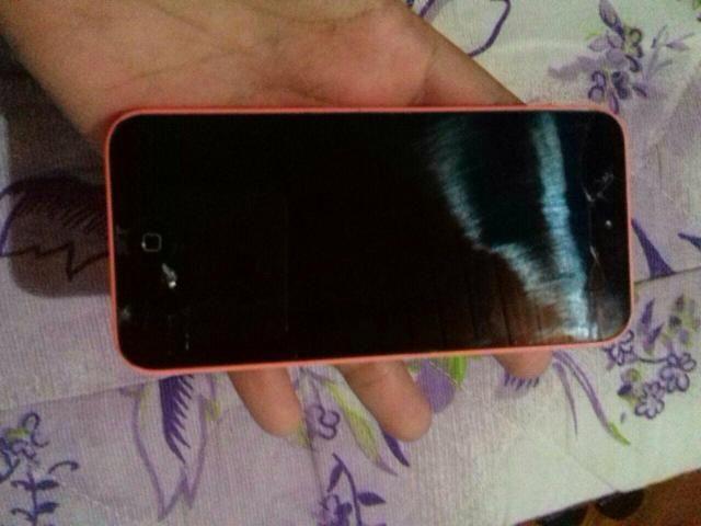 Troco iphone 5c por moto g 3 ou a5