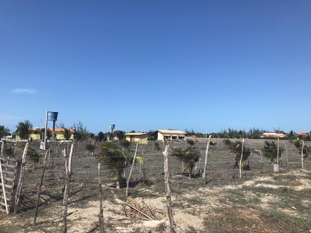Terreno praia MARAMÁ - PIAUÍ
