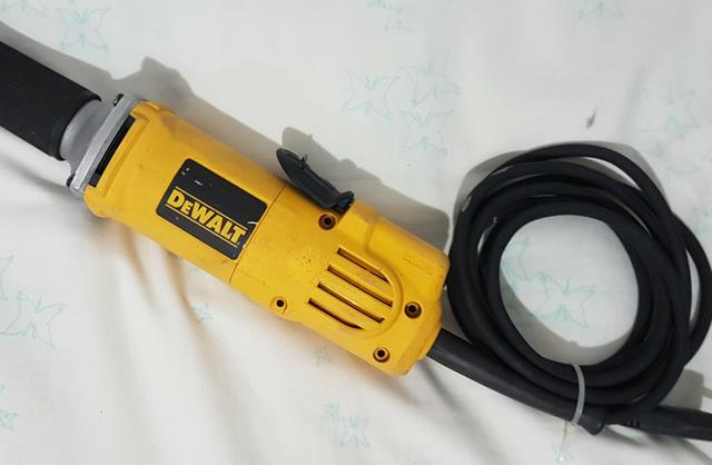 Retifica Dewalt 25000 rpm