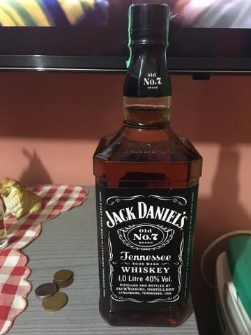 Abaixei Whiskey , Jack Daniels
