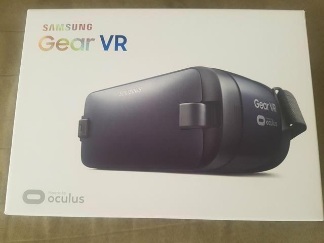 Gear VR Samsung 2017 Novo Original na Garantia