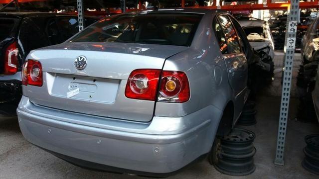 Peças usadas VW Polo Sedan 2010 2011 1.6 8v flex 104cv câmbio automático(Emotion) - Foto 3