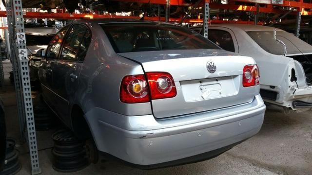 Peças usadas VW Polo Sedan 2010 2011 1.6 8v flex 104cv câmbio automático(Emotion) - Foto 2