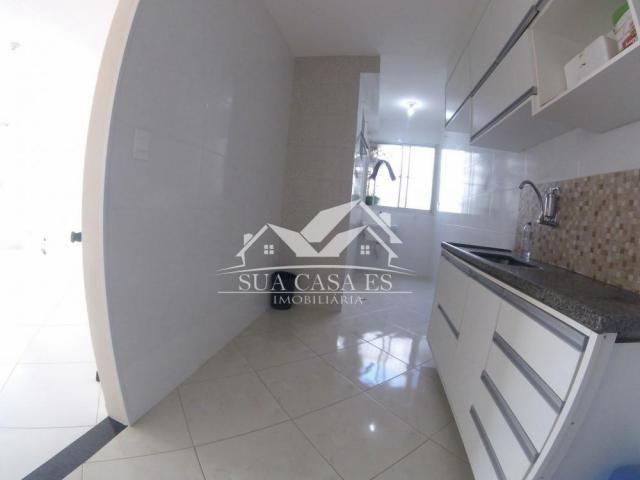 Apartamento à venda com 3 dormitórios em Valparaíso, Serra cod:AP279RO - Foto 12