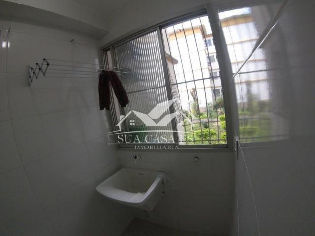 Apartamento à venda com 3 dormitórios em Valparaíso, Serra cod:AP279RO - Foto 14