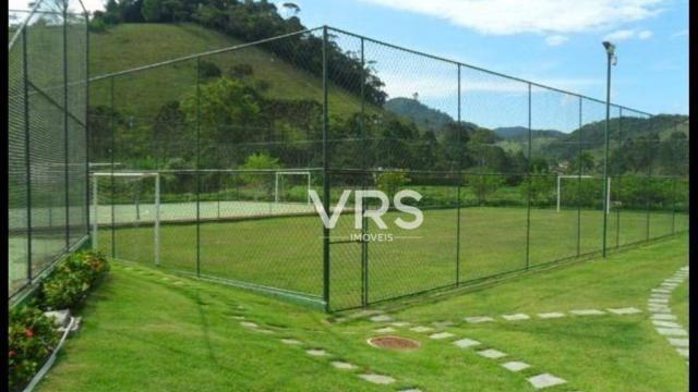 Terreno à venda, 350 m² por r$ 150.000 - vargem grande - teresópolis/rj - Foto 17