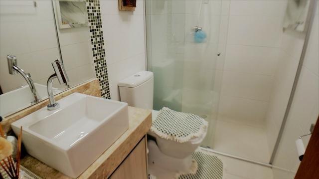 Apartamento 3 Quartos, 87 m² c/ armários na 706 Sul - Monte Sinail - Foto 9