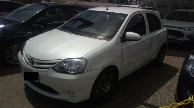 Toyota Etios - Tecar