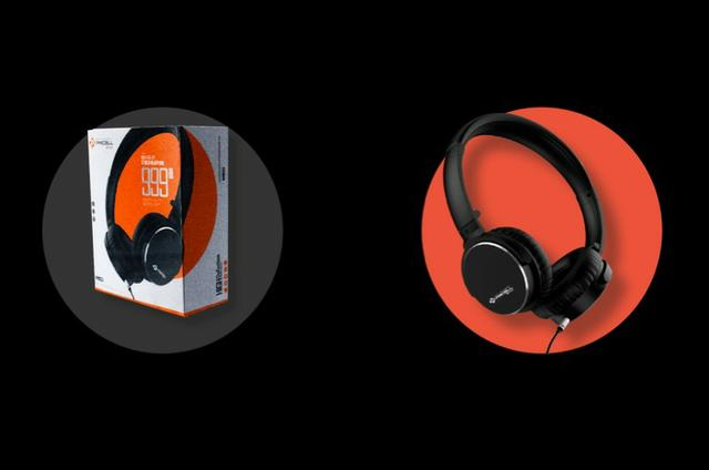 Headphone Stereo Pmcell Soul 999 Hp-41 - Foto 3
