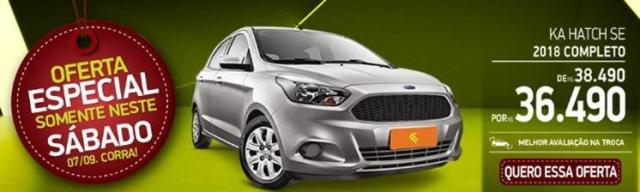 FORD KA 2017/2018 1.0 S 12V FLEX 4P MANUAL - Foto 2