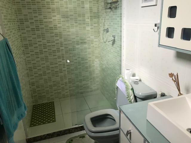 Excelente casa 03 qtos 02 salas 02 suítes 03 vgs garagem etc Nilópolis RJ Ac carta! - Foto 9