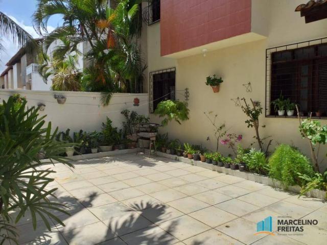 Casa com 4 dormitórios à venda, 143 m² por r$ 390.000 - maraponga - fortaleza/ce - Foto 2