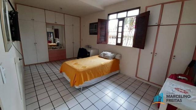 Casa com 4 dormitórios à venda, 143 m² por r$ 390.000 - maraponga - fortaleza/ce - Foto 10
