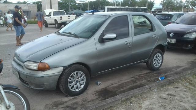 Vendo Fiat Palio ano 98 R$ 4,000,00 para vender logo - Foto 3
