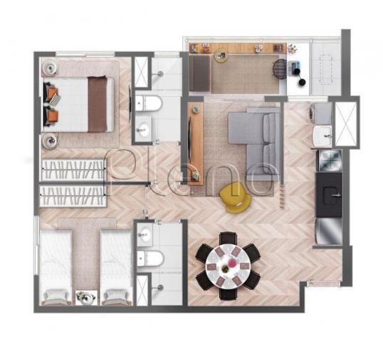 Apartamento à venda com 2 dormitórios em Centro, Campinas cod:AP017015 - Foto 10