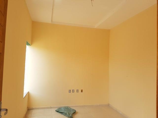 Linda casa de 2quartos amplos com suite sala - Foto 10