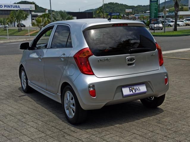PICANTO 2012/2013 1.0 EX 12V FLEX 4P AUTOMÁTICO - Foto 5
