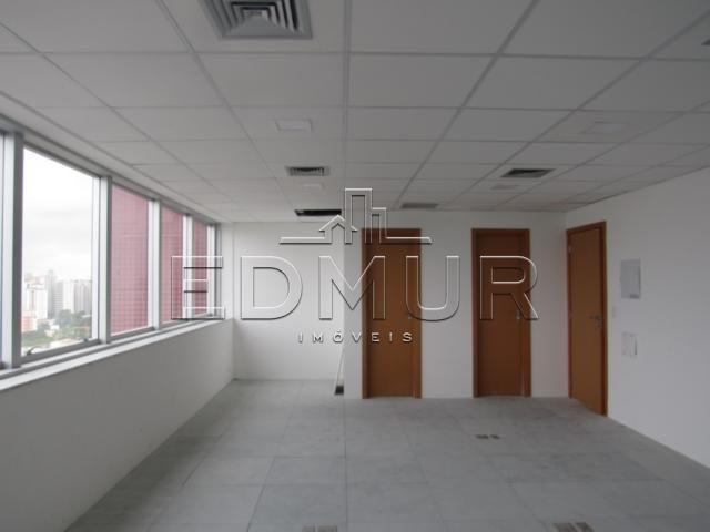 Escritório à venda em Vila bastos, Santo andrã© cod:22523