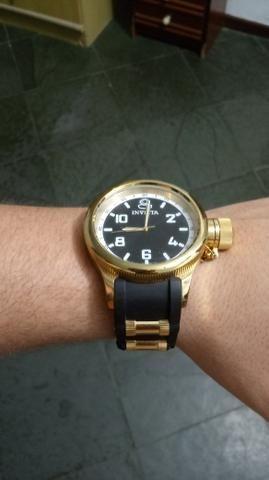 21e51cf9336 Relógio INVICTA RUSSIAN DIVER original USA - Bijouterias