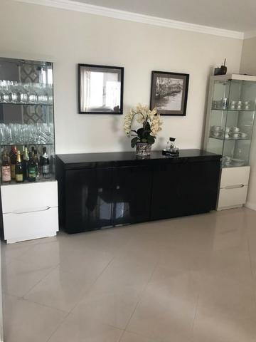 Com piscina privativa e sacada gourmet, cobertura duplex mobiliada à venda em Meia Praia - Foto 6