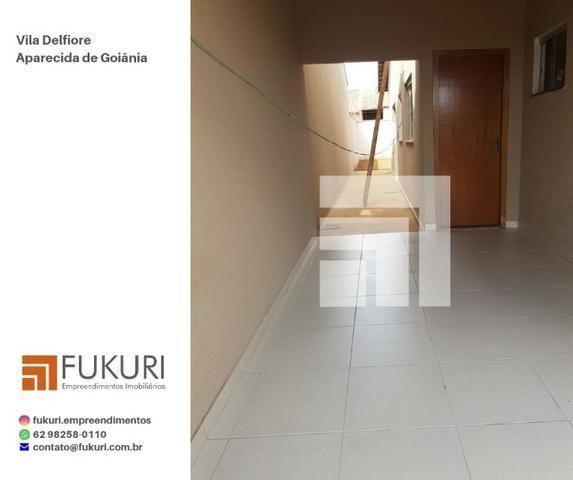Casa Vila Delfiore 2Q c/ suíte - Aparecida de Goiânia - Foto 8