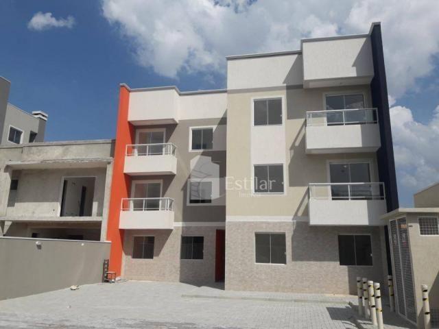 Apartamento com 3 quartos no boneca do iguaçu - são josé dos pinhais/pr - Foto 14