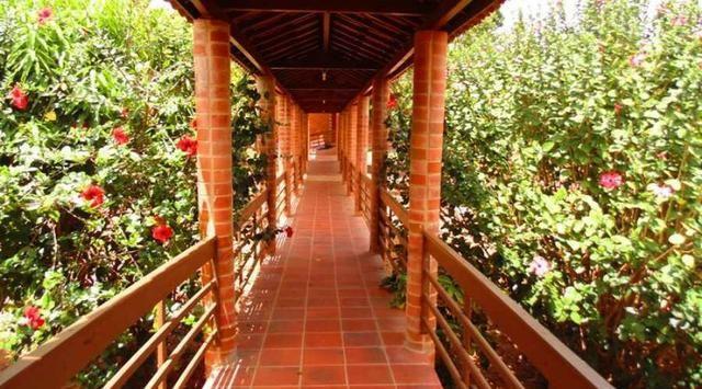 Sol 20 - Lindo Hotel Portal da Serra 4 hectares sendo 43 suites -Porta Alegre - RN - Foto 8