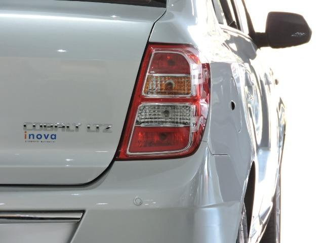 Gm - Chevrolet Cobalt LTZ 1.4 mec. completo + My Link prata - Foto 4