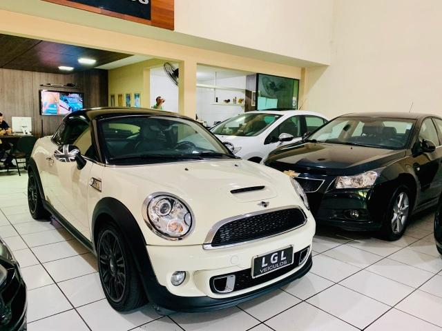 Coupe  Cooper Coupe 1.6 S 2012