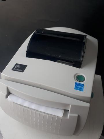 Impressora Térmica Zebra Gc420d