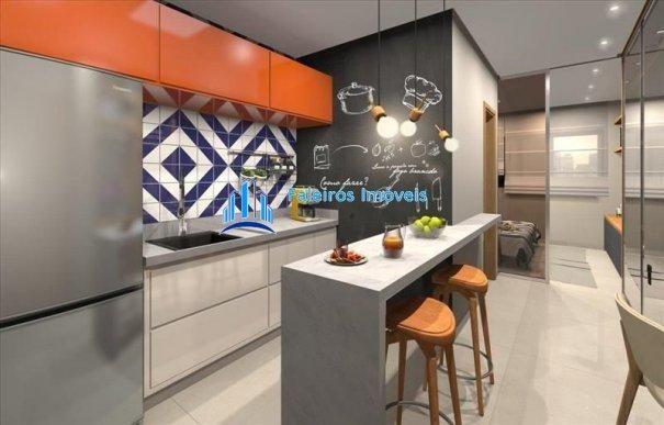 Studio Av. do Café Lazer completo á 300metros da USP - Studio em Lançamentos no ... - Foto 8