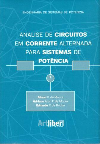 Análise de circuitos em corrente alternada para sistemas de potência
