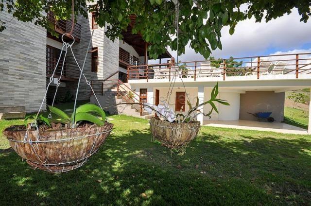 Casa de condomínio à venda com 5 dormitórios em Campos do jordao, Gravata cod:V270 - Foto 2