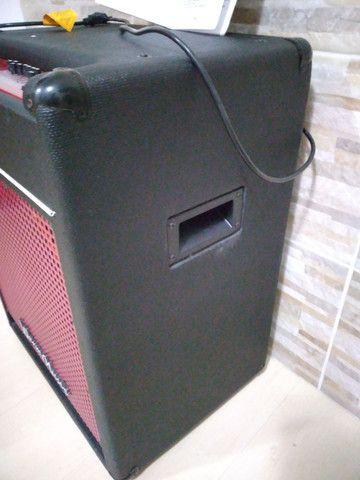 Caixa amplificador contra baixo  - Foto 2